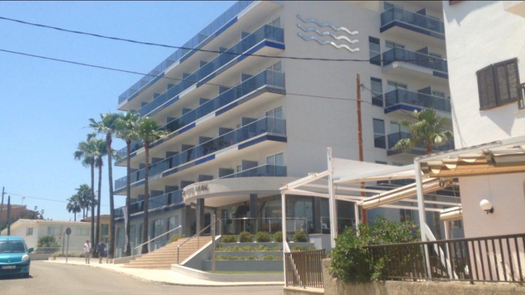 Vist Park Hotel Außenansicht