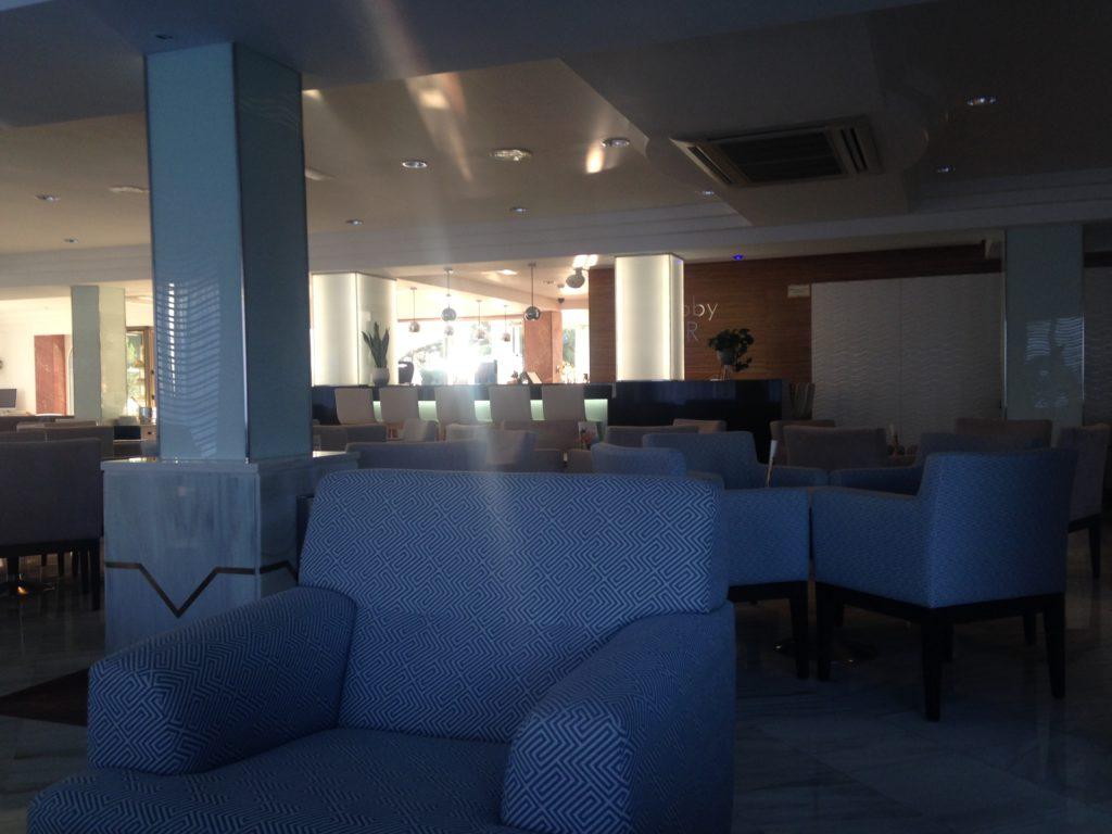 Die Bar im Vista Park Hotel