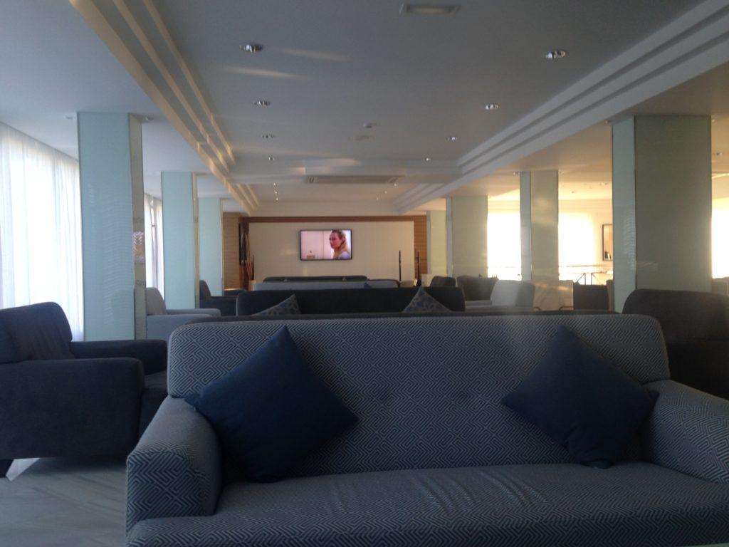 Die Lobby im Vista Park