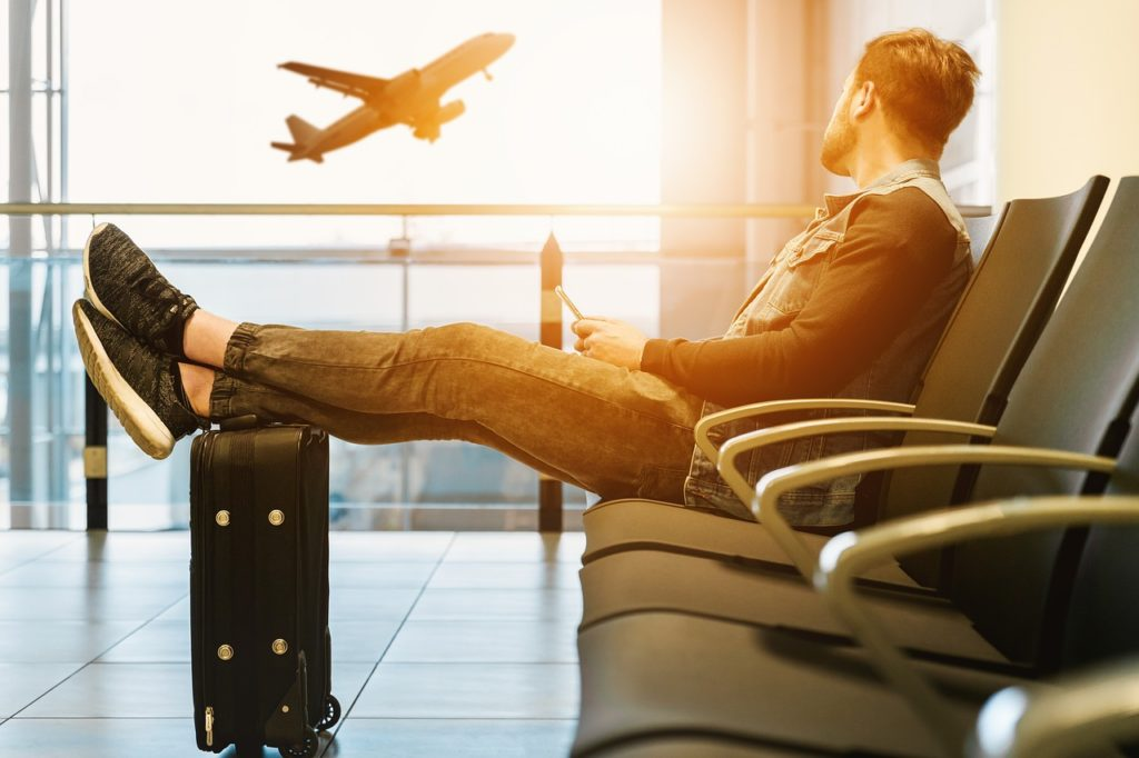 Flugverspätung
